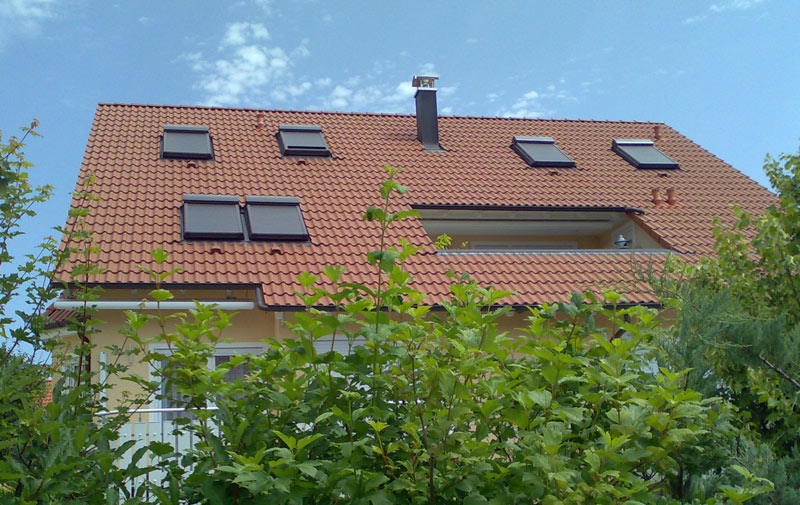 Bubendorff Dachfensterrollladen für VELUX® - ATIX® neues Modell