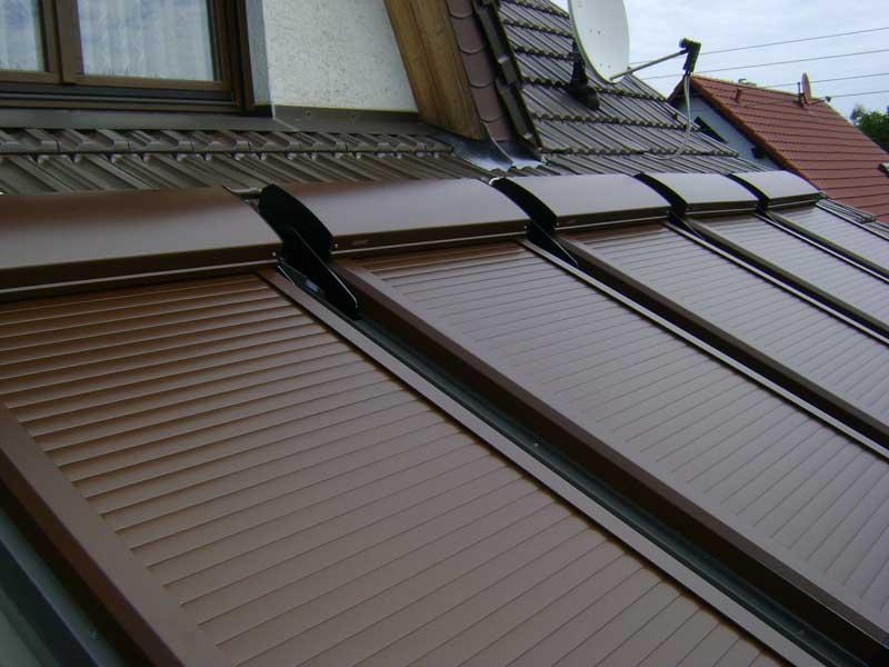 Abbildung 3 für Bubendorff Dachfensterrollladen für VELUX® - ATIX® neues Modell
