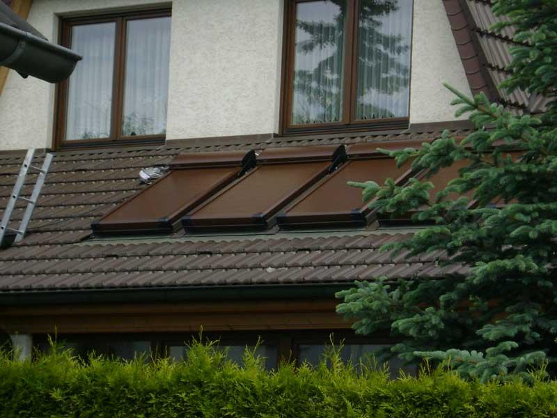 Abbildung 4 für Bubendorff Dachfensterrollladen für VELUX® - ATIX® neues Modell