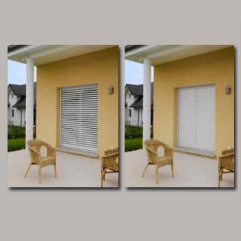 Abbildung 1 für Bubendorff jalousierbarer Rollladen Activ Home® Sonnenschutz + Belüftung