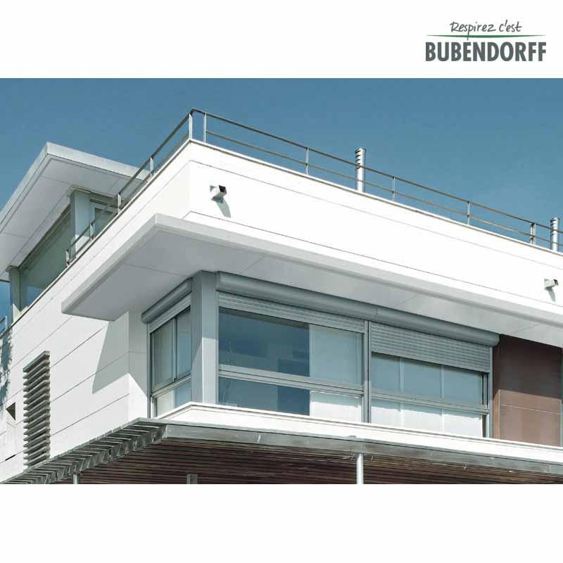 Abbildung 2 für Bubendorff ID2 Vorbaurollladen Funk FB Alu Rollladen Kasten 2x20