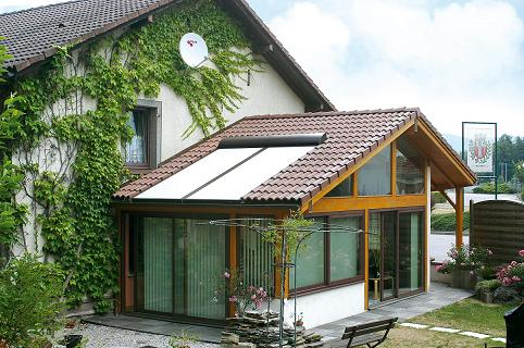 Abbildung 1 für Bubendorff Wintergarten-Rollladen ROLAX® 4500x3500