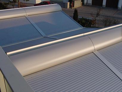 Abbildung 3 für Bubendorff Wintergarten-Rollladen ROLAX® 4500x3500