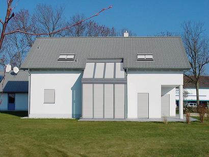 Abbildung:  Bubendorff Wintergarten-Rollladen ROLAX® 1100x2000