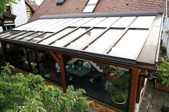 Abbildung 2 für Bubendorff Wintergarten-Rollladen ROLAX® 1100x2000
