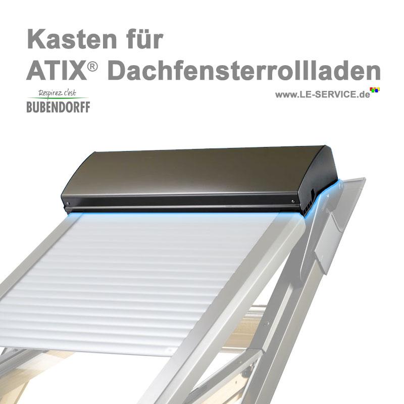 Kasten mit Federwelle Bubendorff ATIX Dachfensterrollladen - Ref 209000