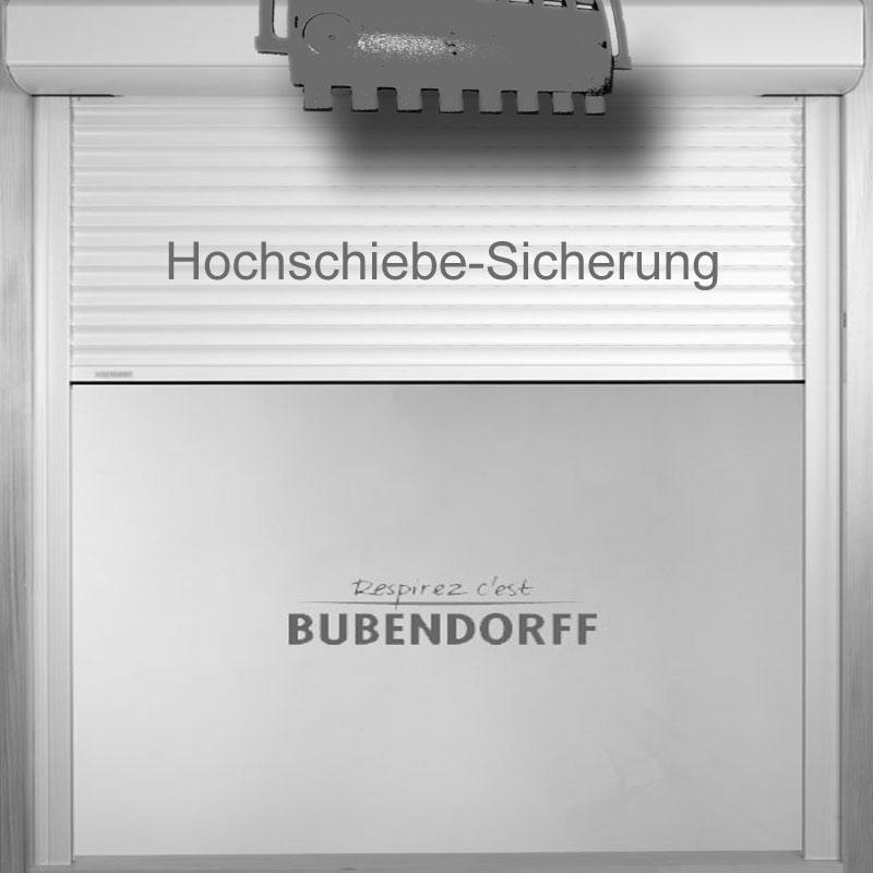 Abbildung:  Hochschiebesicherung Bubendorff ID Rollladen - Ref 241186