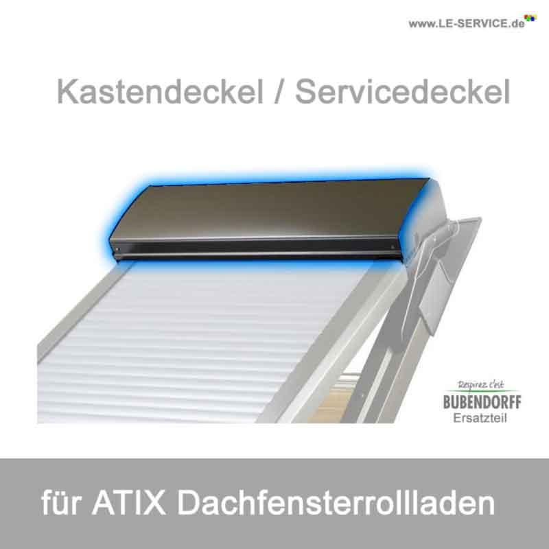 ATIX Service-Deckel Kastendeckel Abdeckung für den Kasten