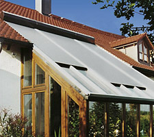 Abbildung 3 für SCHANZ Wintergarten-Rollladen Sun Star