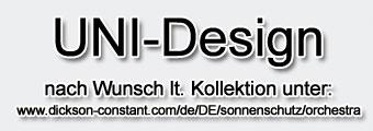 UNI lt. Orchestra-Kollektion (Farbcode: UNI lt. Orchestra-Kollektion unter: http://www.dickson-constant.com (bitte im Warenkorb die gewünschte Orchestra Stoffnummer angeben))