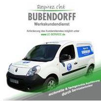 Bubendorff Werkskundendienst