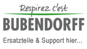 Support und Ersatzteile für Bubendorff Rollladen