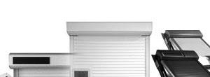 Rollladen für Fenster und Türen