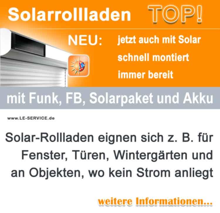 Elektrische Rollladen Wintergartenrollladen Markisen