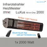 Vergleich HeizMeister LuXus All-in-One BT